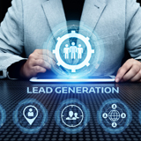Performing Lead Research via Paid Applications/Software