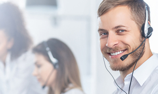 Virtual Call Center Assistant